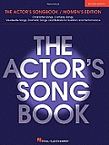 Actors Songbook Womens Edition