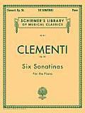 Six Sonatas Opus 36
