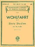 Wohlfahrt - 60 Studies, Op. 45 - Book 2: Violin Method