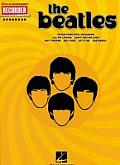 The Beatles: Hal Leonard Recorder Songbook