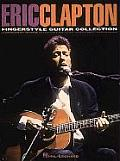 Eric Clapton Fingerstyle Guitar Collection