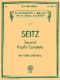 Pupil's Concerto No. 2 in G Major, Op. 13: Score and Parts