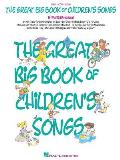 The Great Big Book of Children's Songs Cover
