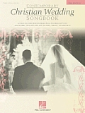 Contemporary Christian wedding songbook.