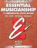 Essential Musicanship, Bk. 2