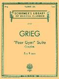 Peer Gynt Suite (Complete): Piano Solo