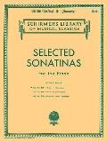 Selected Sonatinas - Book 1: Elementary: Easy Piano Solo