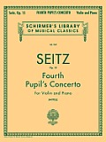 Pupil's Concerto No. 4 in D, Op. 15: Piano Reduction and Part