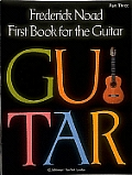 First Book for the Guitar - Part 3: Guitar Technique