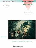 Mozart Arias, Mezzo-Soprano [With CD (Audio)]