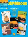 Hal Leonard Guitar Superbook With Contains Over 100 Famous Songs