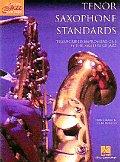 Tenor Saxophone Standards: Classic Jazz Masters
