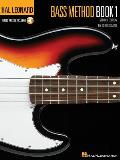 Hal Leonard Electric Bass Method, Bk. 1