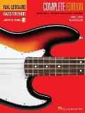 Hal Leonard Electric Bass Method - Second Edition: Books 1, 2 and 3 Bound Together in One Easy-To-Use Volume! with CD (Audio)