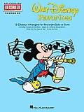 Walt Disney Favorites: Hal Leonard Recorder Songbook Series