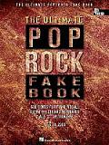 Ultimate Pop Rock Fake Book 4th Edition