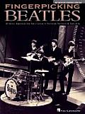 Fingerpicking Beatles 30 Songs Arranged for Solo Guitar in Standard Notation & Tablature