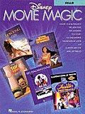 Disney Movie Magic: Cello Instrumental Solos