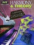 Harmony & Theory: A Comprehensive Source for All Musicians (Essential Concepts) Cover