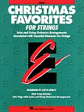 Essential Elements Christmas Favorites for Strings: Viola
