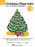 Christmas Piano Solos - Level 3: Hal Leonard Student Piano Library