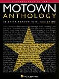 Motown Anthology Cover