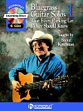 Bluegrass Guitar Solos That Every Parking Lot Picker Should Know (Series 1) 6 CD [With 6 CDs]