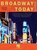 Broadway Today Cover