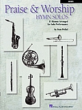 Praise and Worship Hymn Solos: F Horn Play-Along Pack