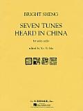Seven Tunes Heard in China for Solo Cello