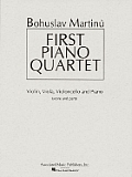 First Piano Quartet: Score and Parts