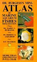Dr Burgess Mini Marine Atlas