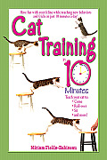Cat Training in 10 Minutes Cover