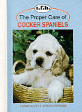 Proper Care of Cocker Spaniels, AKC Rank No. 6