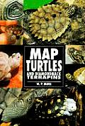 Map Turtles & Diamond Back Terrapins