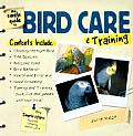 Simple Guide To Bird Care & Training
