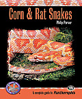 Corn & Rat Snakes: A Complete Guide to Pantherophis (Complete Herp Care)