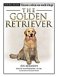 The Golden Retriever with DVD (Terra-Nova) Cover
