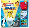 Disney Animal Friends Movie Theater Storybook with Other