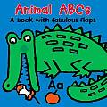 Animal Abcs A Book With Flaps