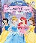 Princess Forever Friends Storybook wih DVD