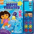 Nick JR. Dora & Friends Movie Theater Storybook & Movie Projector