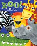 Zoo A Big Fold Out Counting Book