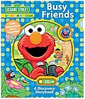 Sesame Street Busy Friends A Discovery Storybook