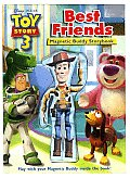 Toy Story 3 Best Friends Book & Magnetic Buddy