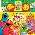 Sesame Street Music Player With Docking Station