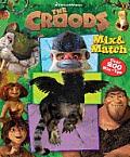 The DreamWorks the Croods Mix & Match (Mix & Match)