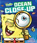 Spongebobsquarepants Ocean Close-Up