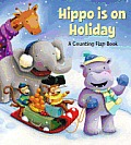 Hippo Is on Holiday: A Flap Book about Counting