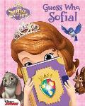 Disney Guess Who Sofia